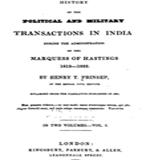 On Nípal War 1814-1816
