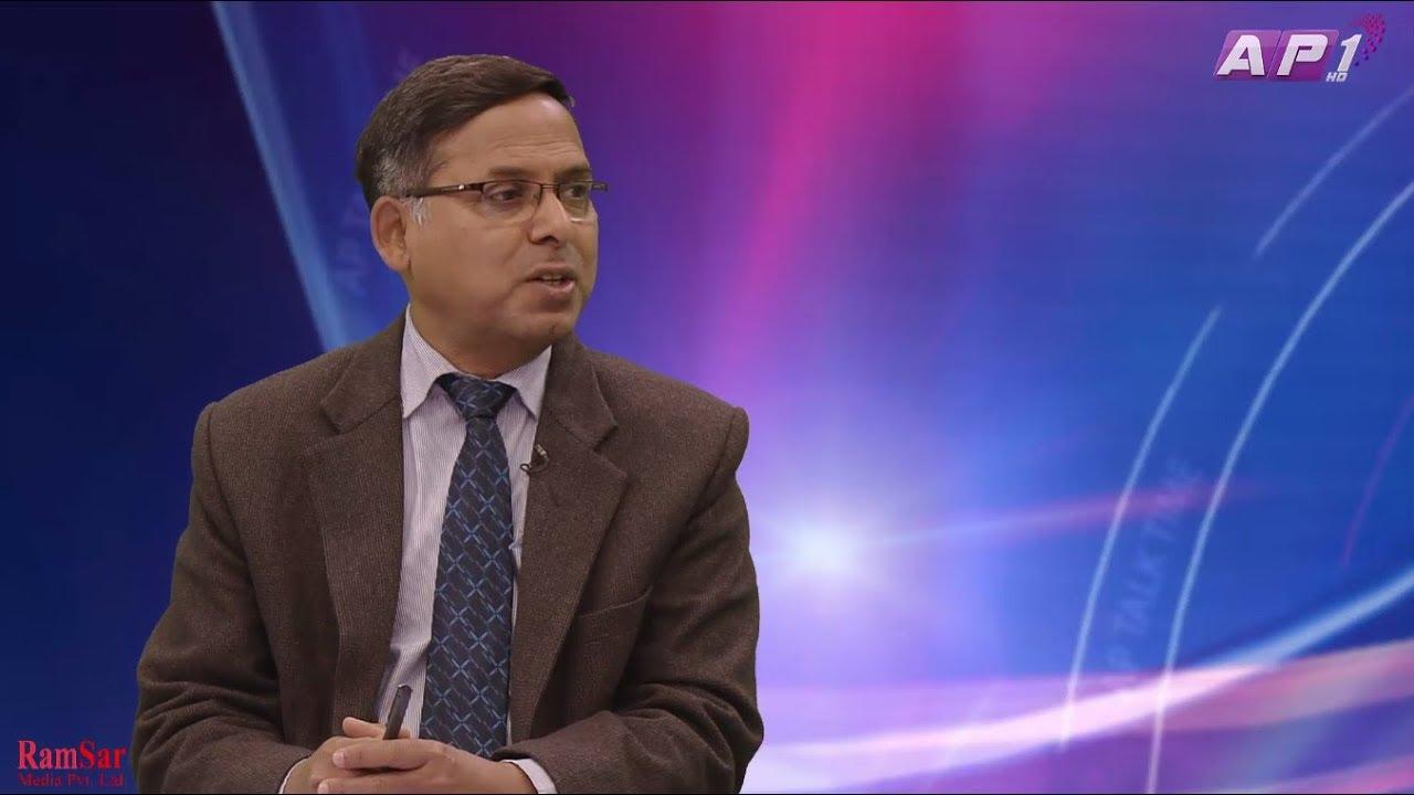 """डा. के.सी. को तरिकै गलत""   Bipin Adhikari on Talk Show"