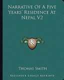 Captain Thomas Smith's Nepal Years