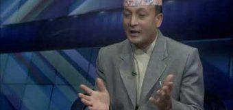 """Sidha Prashna?"" with Dr. Bipin Adhikari"