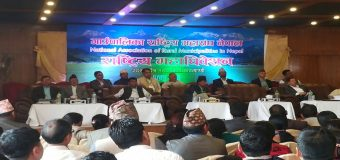 Dr Bipin Adhikari on Lawmaking by Local Legislatures in Nepal