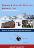Towards Kathmandu University School of Law: A Preliminary Feasibility Study